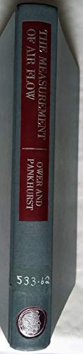 Measurement of Air Flow. 4th Edition: E. & Pankhurst,