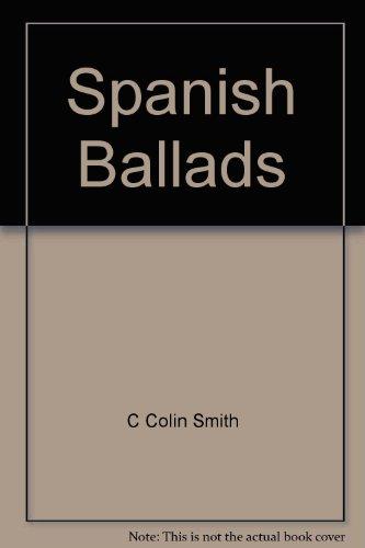 9780080109152: Spanish Ballads
