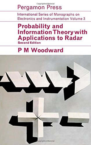 9780080110066: Probability and Information Theory with Applications to Radar
