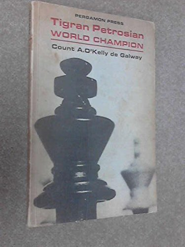 9780080110134: Tigran Petrosian: World Champion