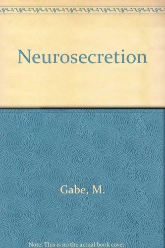 9780080111186: Neurosecretion.