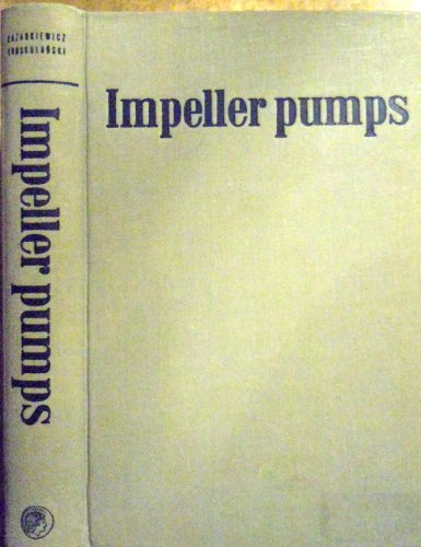 9780080111728: Impeller Pumps