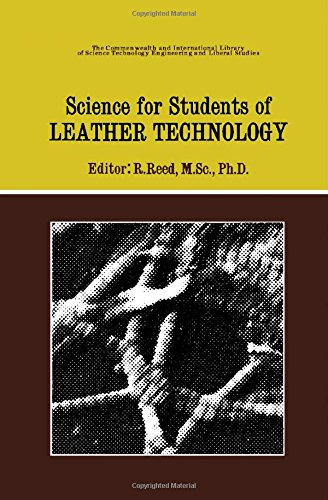 9780080111858: Science for Students of Leather Manufacture
