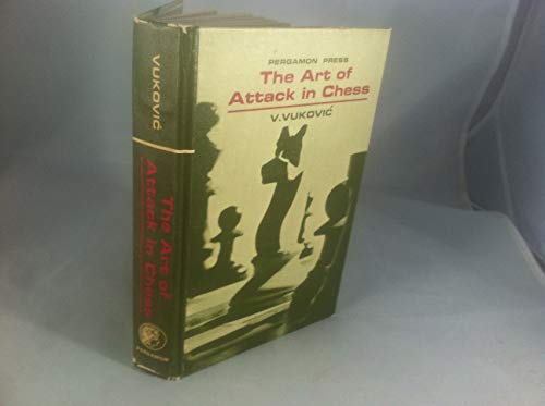 9780080111971: Art of Attack in Chess