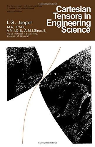 9780080112220: Cartesian Tensors in Engineering Science