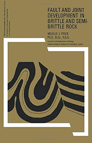 9780080112749: Fault and Joint Development: In Brittle and Semi-Brittle Rock