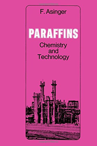 9780080113180: Paraffins Chemistry and Technology
