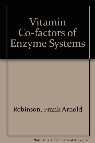 9780080113197: The Vitamin Co-Factors of Enzyme Systems