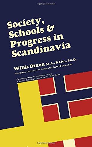 9780080114057: Society, Schools and Progress in Scandinavia