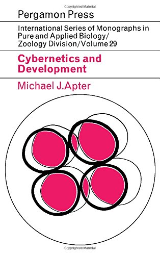 9780080114316: Cybernetics and Development (Pure & Applied Biological Monograph)