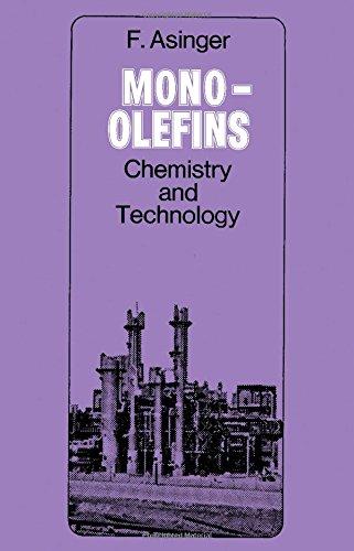 9780080115474: Mono-olefins;: Chemistry and technology,