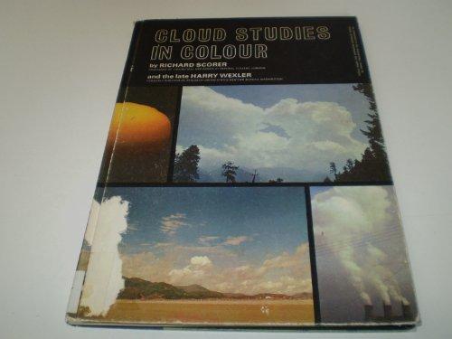 9780080117102: Cloud Studies in Colour