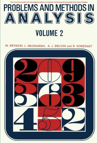 9780080117720: Problems and Methods in Analysis (Volume 2)