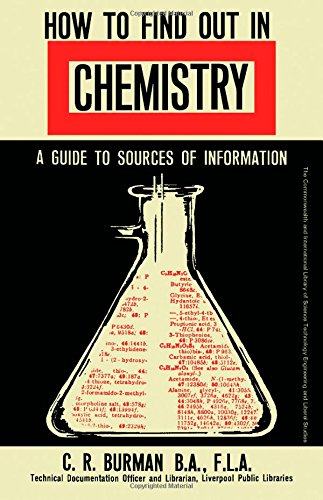 9780080118802: How to Find Out in Chemistry