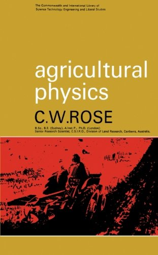 9780080118840: Agricultural Physics: The Commonwealth International Library: Physics Division