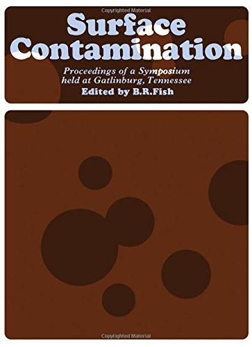 9780080119182: Surface Contamination