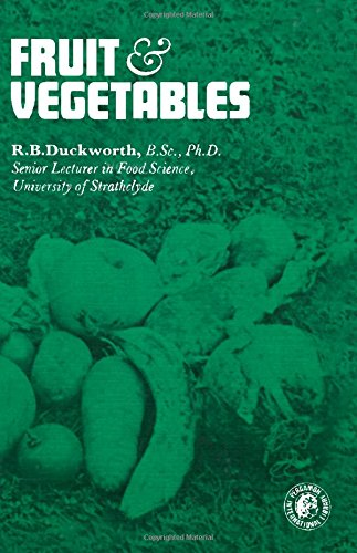 9780080119731: Fruit and Vegetables