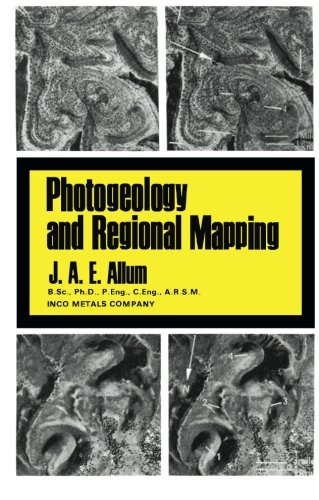 9780080120324: Photogeology and Regional Mapping