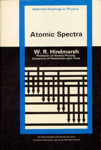 9780080121048: Atomic Spectra (Commonwealth Library)