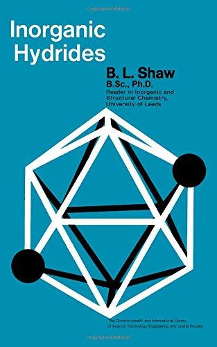 Inorganic Hydrides: Shaw, B L