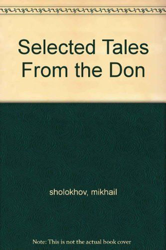 9780080121567: Selected Tales From the Don