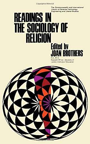 9780080121864: Readings in the Sociology of Religion