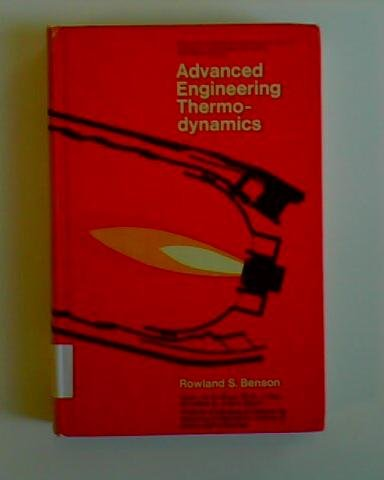 9780080121970: Advanced Engineering Thermodynamics
