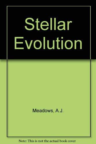 9780080122243: Stellar Evolution
