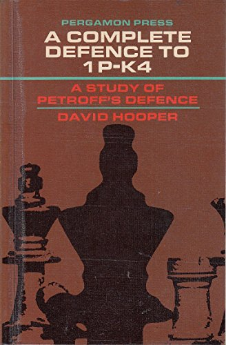 9780080122298: A Complete Defence to 1P - K4