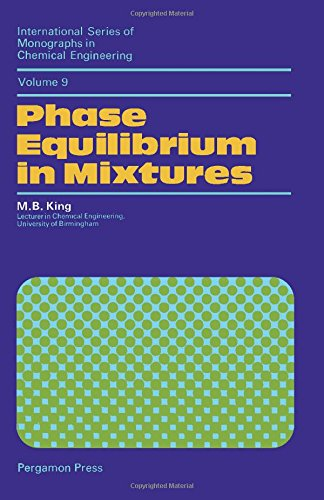 9780080123011: Phase equilibrium in mixtures (International series of monographs in chemical engineering)