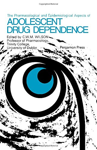 9780080123646: Pharmacological and Epidemicological Aspects of Adolescent Drug Dependence