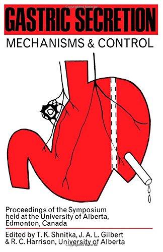 9780080124124: Gastric Secretions - Mechanism & Control
