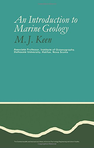 9780080125060: An Introduction to Marine Geology (The Commonwealth and International library, Geophysics Division)