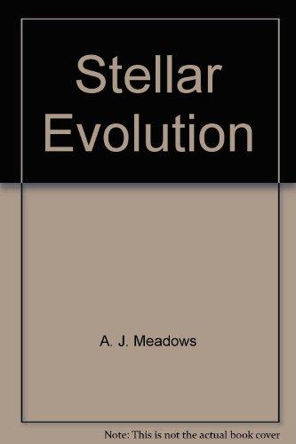 9780080126937: Stellar Evolution