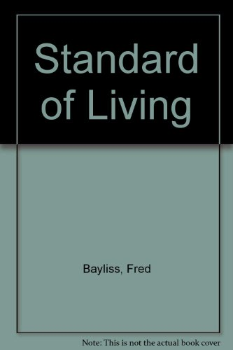 9780080128658: Standard of Living