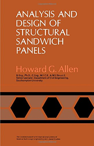9780080128702: Analysis & Design of Structural Sandwich Panels (C.I.L.)