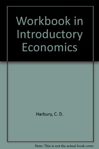 9780080128962: Workbook in Introductory Economics