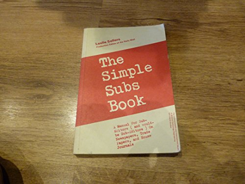 9780080130415: Simple Subs Book