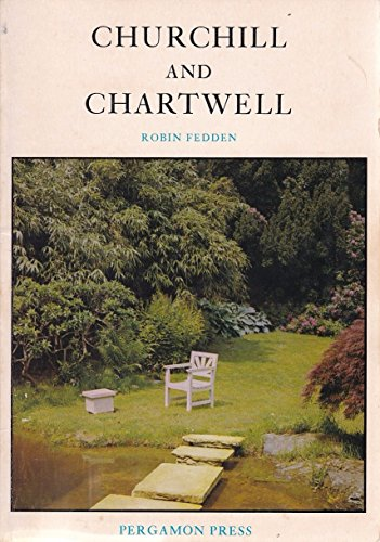 9780080130538: Churchill And Chartwell