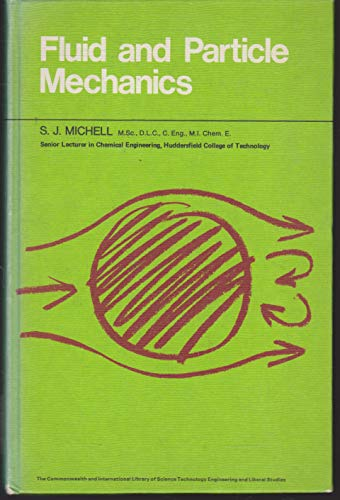 9780080133133: Fluid and particle mechanics, (The Commonwealth and international library)