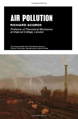 9780080133454: Air Pollution (Commonwealth Library)