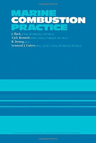 9780080134024: Marine Combustion Practice (C.I.L.)