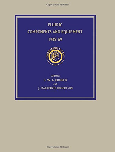 9780080134468: Fluidic components and equipment, 1968-9 (Pergamon electronics data series)