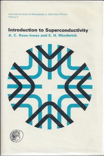 9780080134697: Introduction to Superconductivity, (International series of monographs in solid state physics, v. 6)