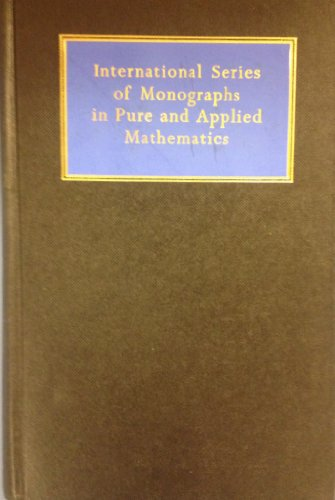 9780080135533: Topological Methods in the Theory of Nonlinear Integral Equations (Pure & Applied Mathematics Monograph)
