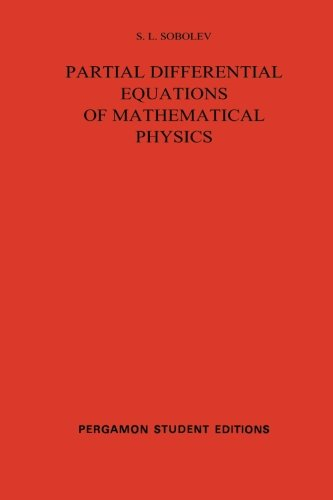 9780080137209: Partial Differential Equations of Mathematical Physics: International Series of Monographs in Pure and Applied Mathematics