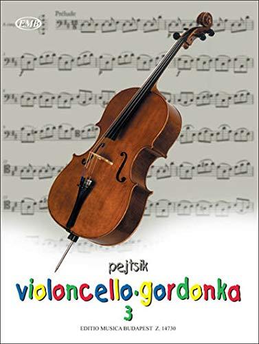 9780080147307: Violoncello-method 3 - pejtsik violoncelle