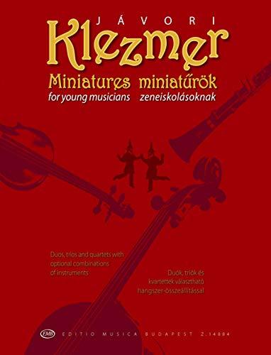 9780080148847: Klezmer Miniatures