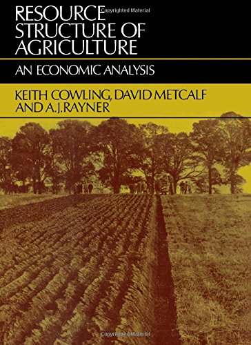 9780080155852: Resource Structure of Agriculture: An Economic Analysis