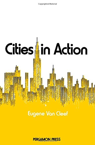 9780080156224: Cities in Action (The Commonwealth and international library. Library and technical information division)